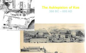 Reconstruction of the Asclepeion of Kos