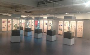Exhibition of the Hippocratic Foundation Athens Overview